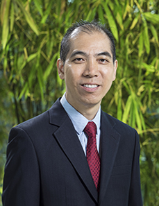 Dr Lim Soon Huat, Director, Technology Development