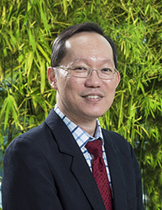 Lim Wee Lian, Deputy Director (Business Services), School of Business & Services