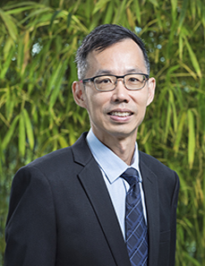 Steven Tay, Deputy Director (Hospitality Services & Culinary), School of Hospitality