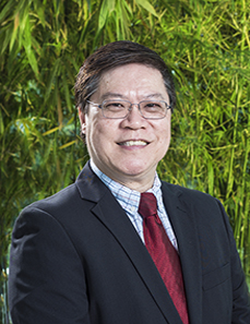 Thong Chee Chung, Director, School of Electronics & InfoComm Technology