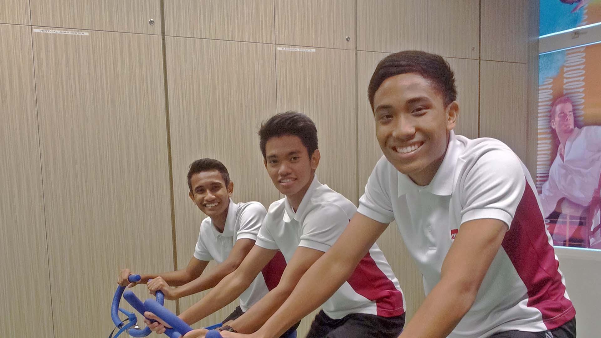 Nitec-in-Fitness-Training