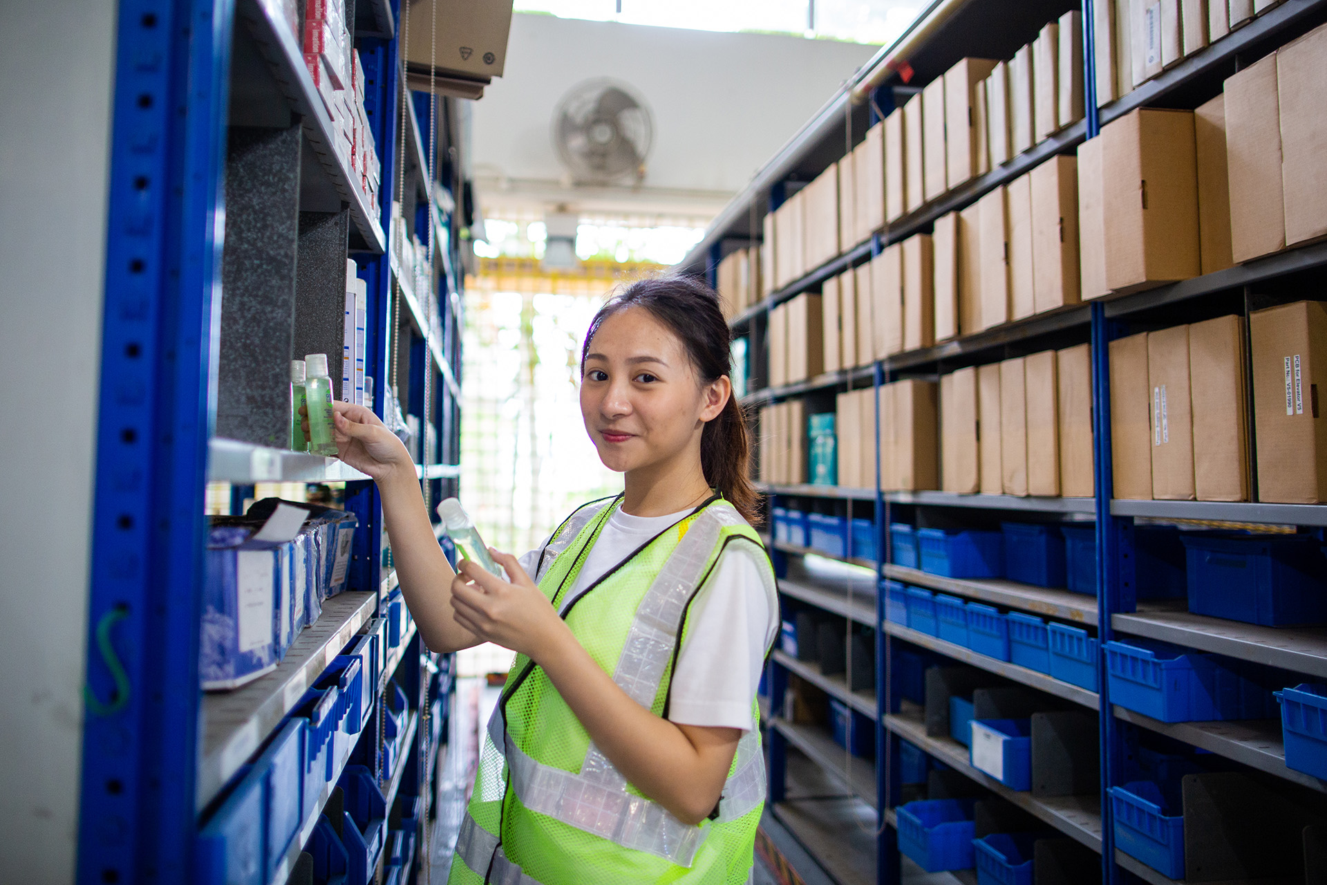 Nitec-in-Logistics-Services